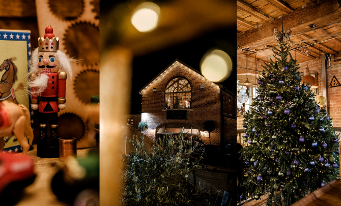 What to Expect this Christmas at The Engine Yard